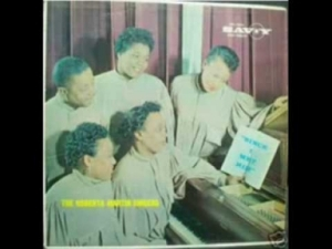 The Roberta Martin Singers - Since He Lightened My Heavy Load